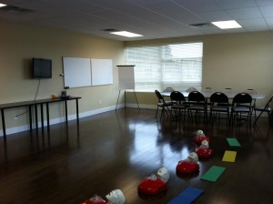 CPR HCP Classroom