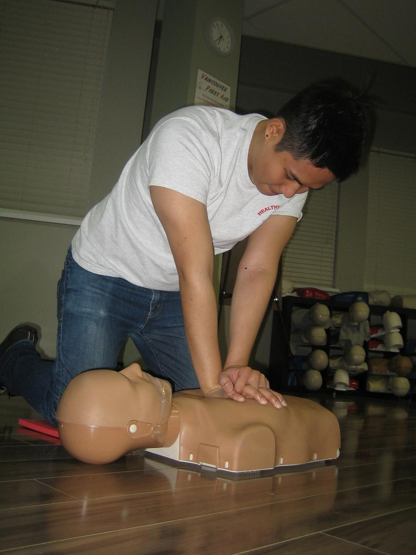 CPR HCP Courses in Calgary, Alberta