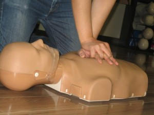 CPR HCP Classes in Mississauga, Ontario