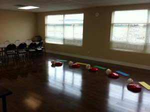 Mississauga CPR HCP Training Centre