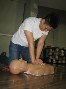 CPR HCP Training in Kelowna