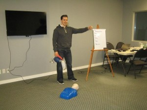 CPR training in Kelowna