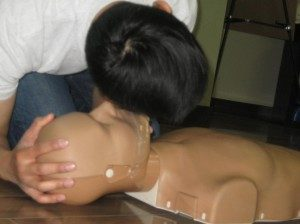 CPR HCP Courses in Halifax